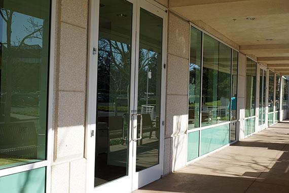 アップル本社のアップルストア The Company Store[Retail]入り口