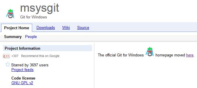 msysGitの読み方は「エムシスギット」