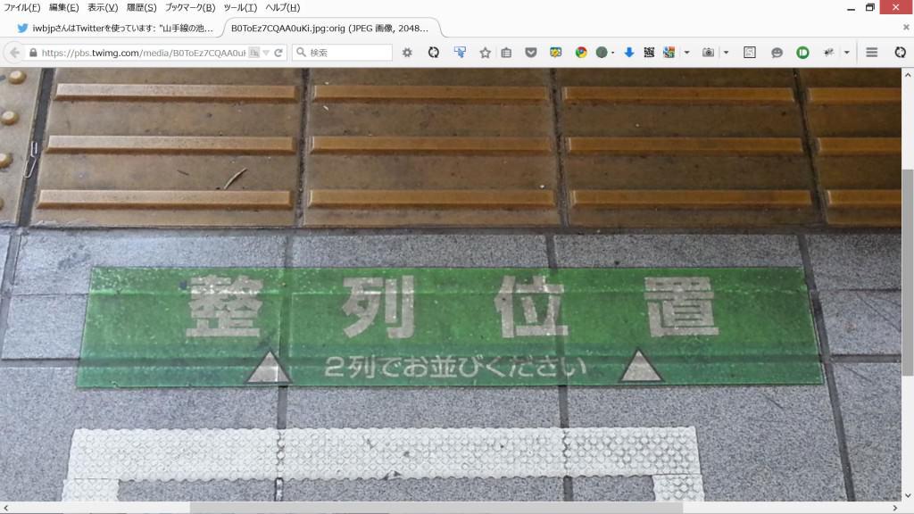実行すると別タブで画像が原寸(元の画像のサイズ)で表示される。