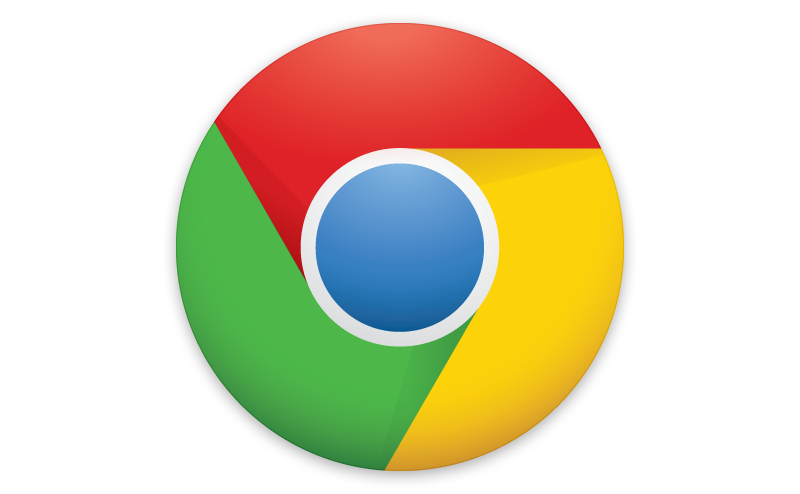Google Chrome Beta 64ビット版は高DPIでもくっきり表示される