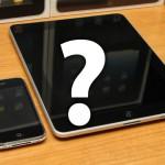 問題:iPhoneにあってiPadとiPod touchにないのは次のうちどれでしょう?