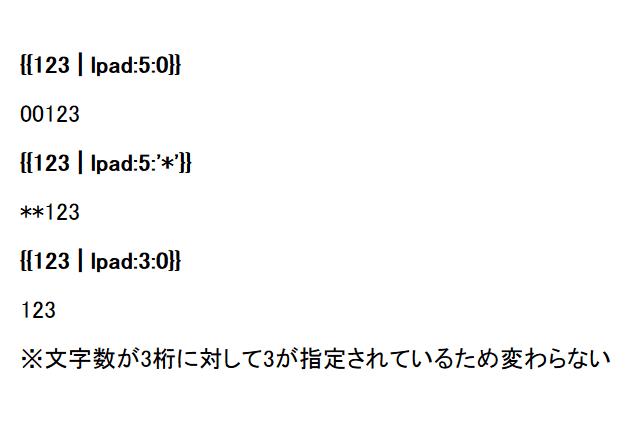 文字列に指定した長さに満ちるまで設定した文字列を入れるAngularJSのカスタムフィルター