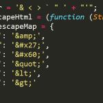 jQuery(JavaScript)でHTMLエスケープするときの注意点と対処法