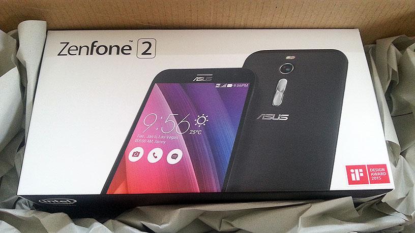 ZenFone2のSIMカードの入れ替えや設定変更方法