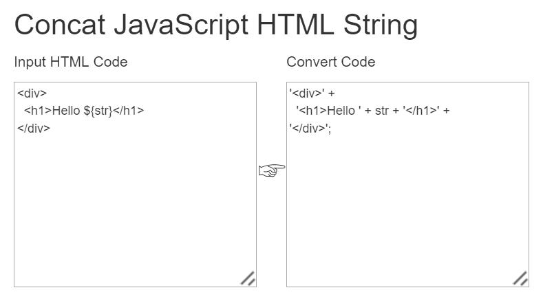 JavaScriptで変数入りの複雑な文字列を簡単に結合する方法
