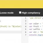 JavaScriptで文字列を結合するならBabelを使用したほうが良い