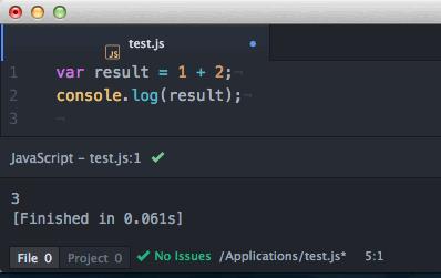 AtomのScriptパッケージが実行できないときの対処法