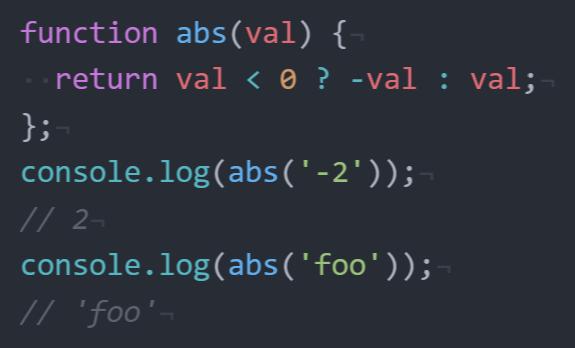 JavaScriptのMath.abs()で絶対値を取得しないほうが良い理由