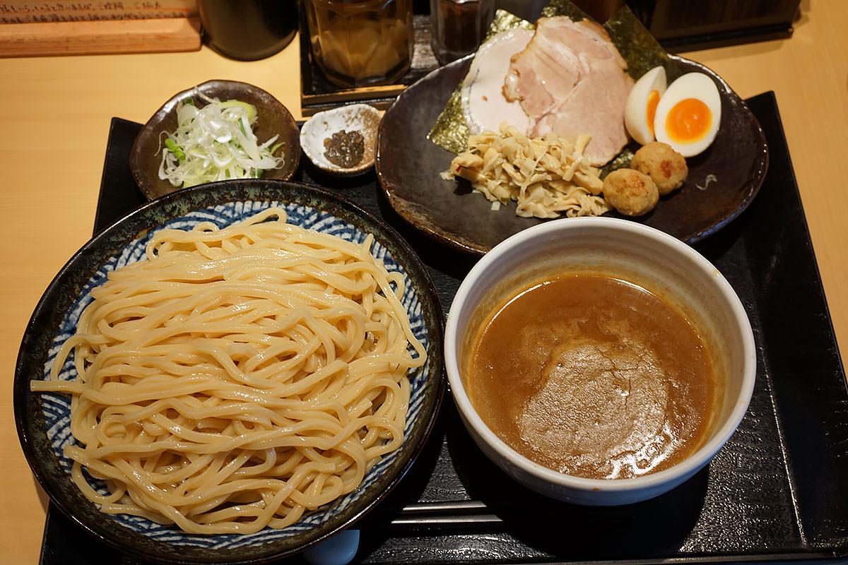 食べログでラーメン1位の亀有のつけ麺道に行った感想と注意点