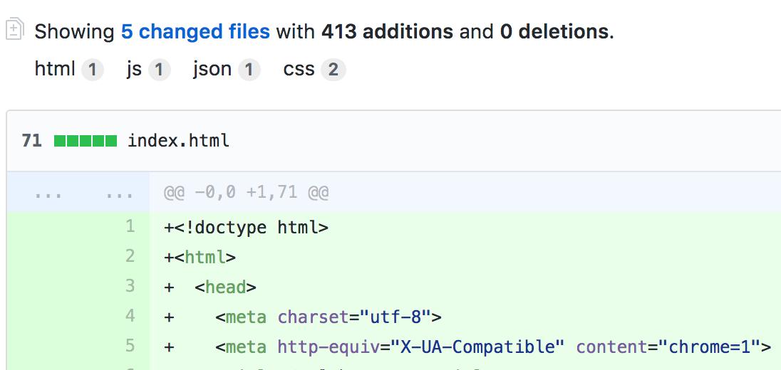 GitHubでの確認を楽にする5つのスクリプト(Chromeデベロッパーツール使用)