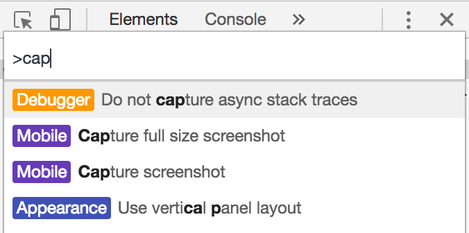 Chromeで拡張機能を使用せずに画面キャプチャを保存する方法