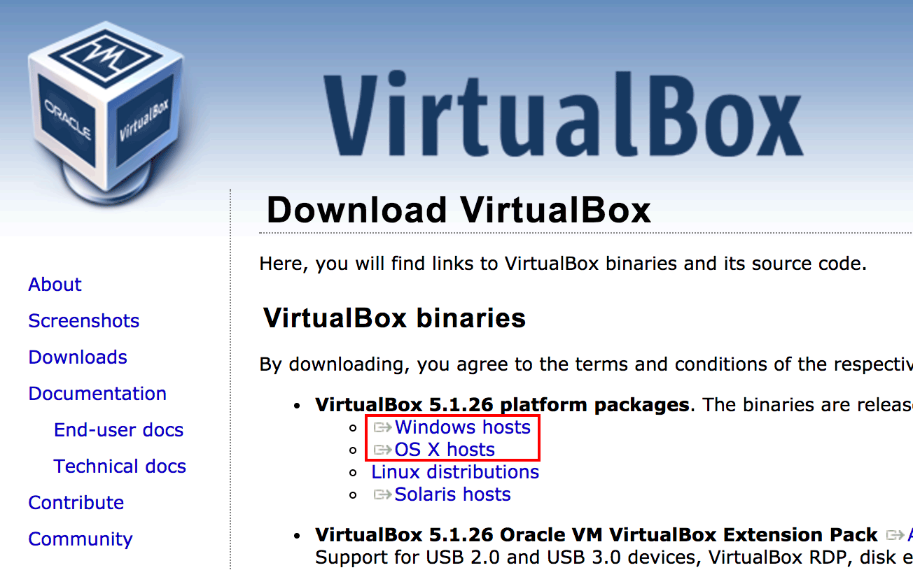 1. VirtualBoxをダウンロード・インストール