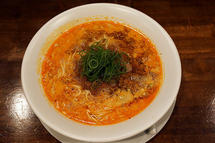 大塚の担担麺で有名なラーメン店 鳴龍の行き方と感想と注意点