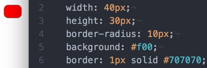 Copy CSS Adobe XDの選択したオブジェクトのCSSプロパティをコピー
