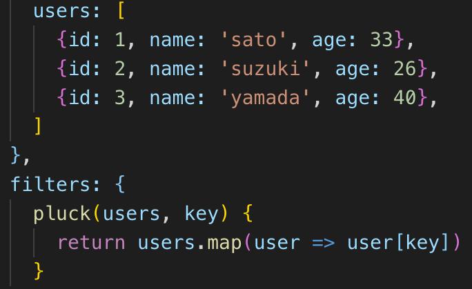 Vue.jsで便利なカスタムフィルターのサンプル一覧まとめ