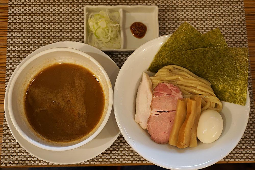 竹ノ塚 つけ麺和 特製つけ麺