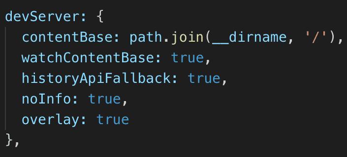 vue initで作成時のhtmlも保存時にhot reloadで更新させる方法