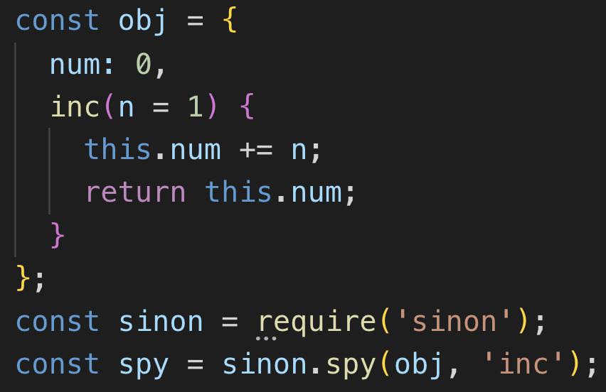 1分でわかるJavaScriptライブラリSinon.jsのstubの基本的な使い方