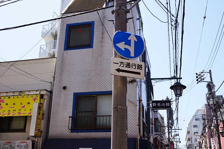 桜木町駅からすみれ横浜店への行き方4