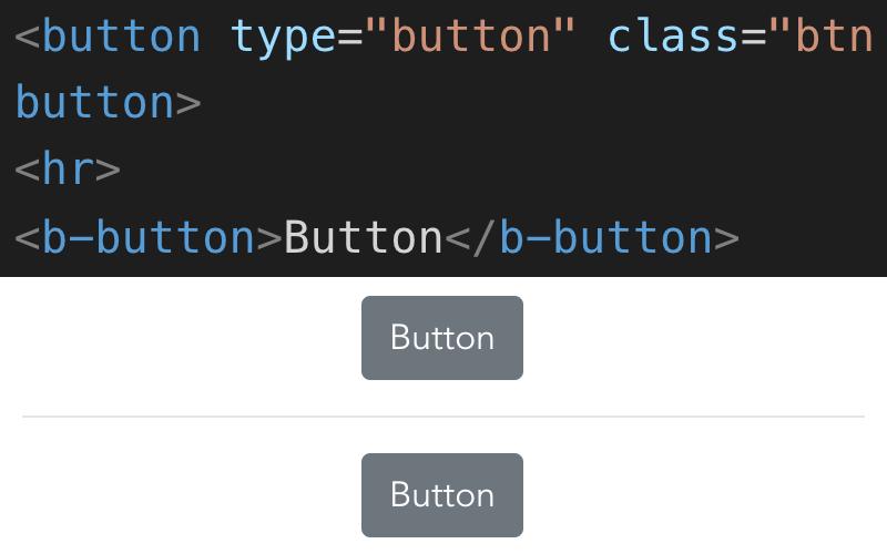 1分でわかるBootstrapとBootstrapVueをVue.jsで使用する方法