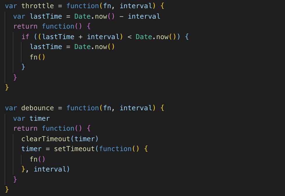 1分でわかるJavaScriptのthrottleとdebounceのイベント間引き処理