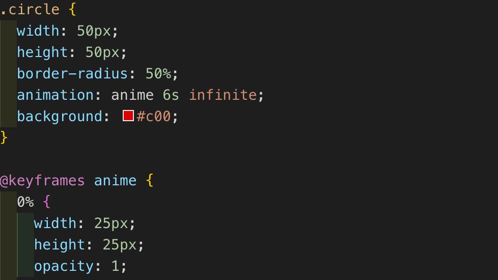 SafariではCSSアニメーションで0%プロパティが優先されない
