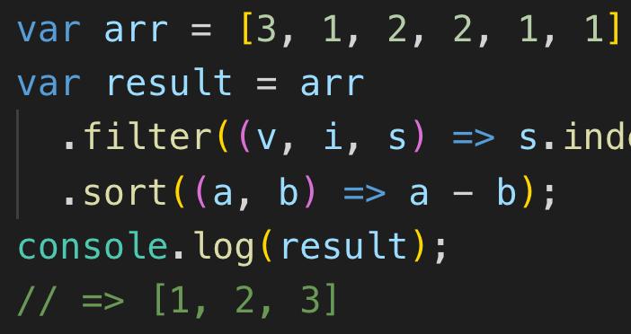 意外と知られていないJavaScriptのsort()の使用方法