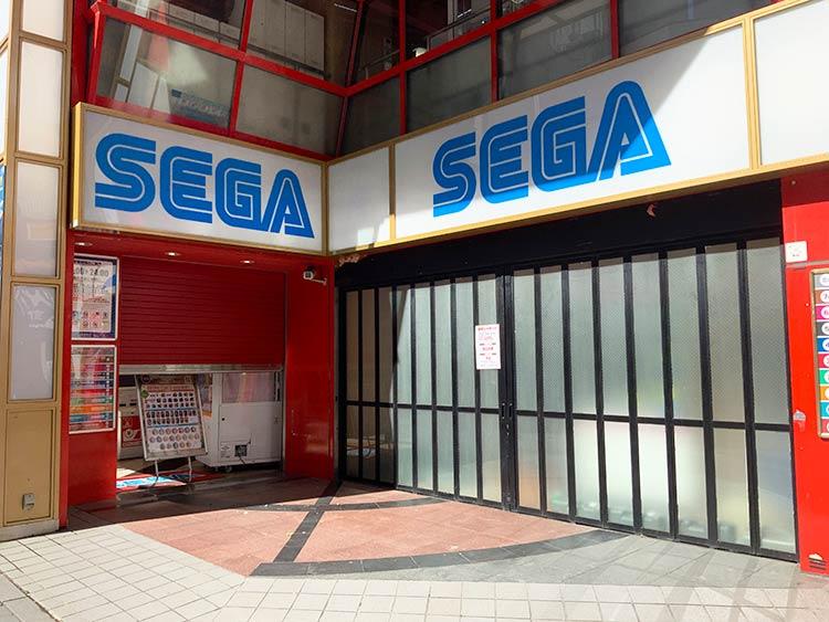 池袋SEGA 10/13(日) 12:00開店