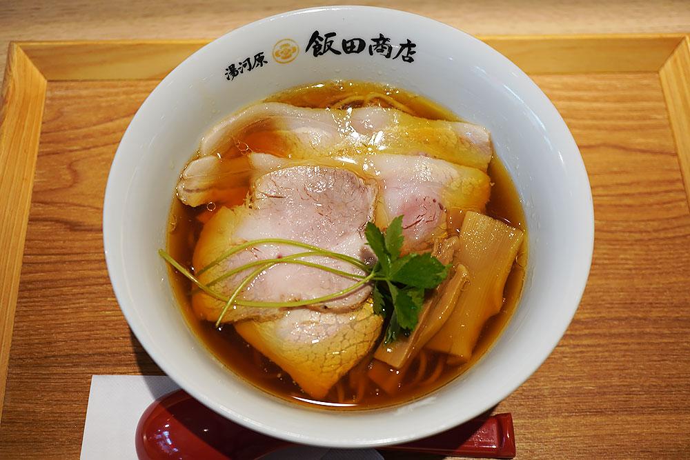 らぁ麺 湯河原 飯田商店(ららぽーと沼津店)への行き方と注意点