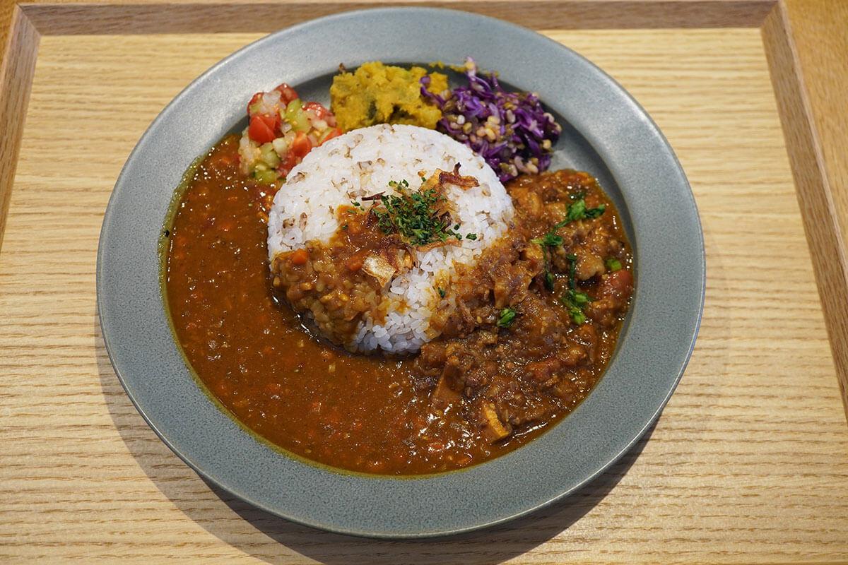 ところざわサクラタウンの角川食堂カレーが超絶美味@東所沢