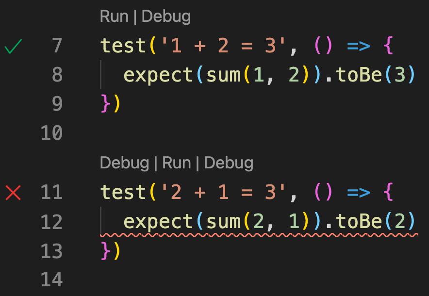 Jestのテストコードは書いた直後に自動実行したほうが良い